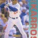 1992 Fleer 462 Eric Karros