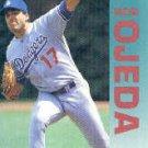 1992 Fleer 468 Bob Ojeda