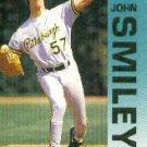 1992 Fleer 567 John Smiley
