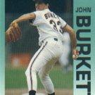 1992 Fleer 630 John Burkett