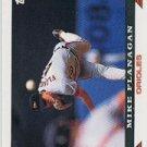 1993 Topps 381 Mike Flanagan