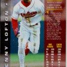 1994 Select #231 Kenny Lofton ( Baseball Cards )