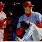 1994 Select #237 Tom Henke ( Baseball Cards )