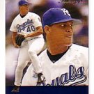 2003 Playoff Prestige #40 Runelvys Hernandez