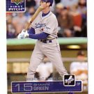 2003 Upper Deck First Pitch #261 Shawn Green SH CL