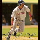 2007 Topps #413 Coco Crisp - Boston Red Sox (Baseball Cards)
