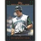 2007 Topps #524 Ty Wigginton - Tampa Bay Devil Rays (Baseball Cards)