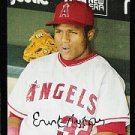 2007 Topps Update #137 Erick Aybar - Los Angeles Angels (Baseball Cards)