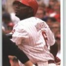 2008 Topps Opening Day Puzzle #P17 Ryan Howard