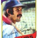 1980 Topps #240 Dave Kingman