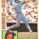 1984 Topps #83 Richie Zisk