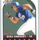 2002 Fleer Tradition Update #U300 Mike Sweeney AS