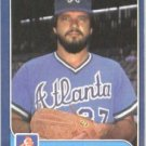 1986 Fleer #510 Rick Camp