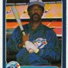 1986 Fleer #62 Cliff Johnson