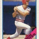 1988 Topps 17 Ron Oester
