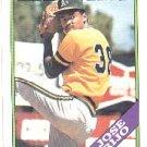1988 Topps 316 Jose Rijo