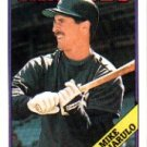 1988 Topps 435 Mike Pagliarulo