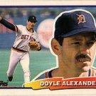 1988 Topps Big 34 Doyle Alexander
