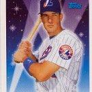 1993 Topps 816 Tim Laker RC