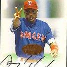 1996 Leaf Signature Autographs #89 Darryl Hamilton