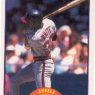 1989 Score #323 Devon White