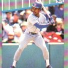 1989 Fleer #528 Oddibe McDowell
