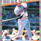 1989 Fleer #627 Craig Worthington