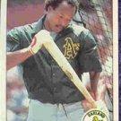 1984 Fleer #456 Dwayne Murphy