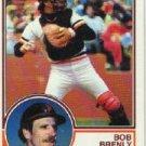1983 Topps #494 Bob Brenly