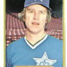 1982 Fleer #502 Glenn Abbott
