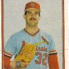 1982 Fleer 127 Bob Shirley