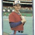 1982 Fleer 201 Mike Phillips