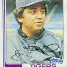 1982 Topps #728 Aurelio Lopez