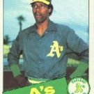 1985 Topps #246 Mike Norris