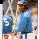 1986 Topps 105 Gary Ward
