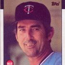 1986 Topps 381 Ray Miller MG RC