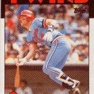 1986 Topps 565 Tom Brunansky