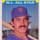 1986 Topps 701 Keith Hernandez AS