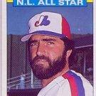 1986 Topps 711 Jeff Reardon AS
