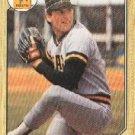 1987 Topps 394 Mike Bielecki