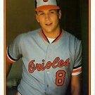 1987 Topps Glossy Send-Ins #37 Cal Ripken