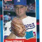 1988 Donruss 35 Shawn Hillegas RR