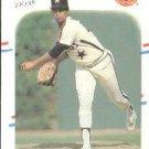 1988 Fleer 437 Juan Agosto