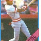 1988 Topps 150 Eric Davis
