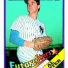 1988 Topps 18B Al Leiter RC COR/(Left ear visible) RC