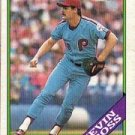 1988 Topps 20 Kevin Gross
