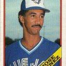 1988 Topps 28 Jose Nunez