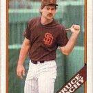 1988 Topps 31 Bruce Bochy