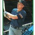 1988 Topps 532 Mike Kingery