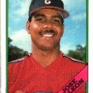 1988 Topps 634 Jose DeLeon
